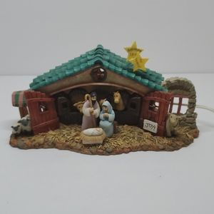 Nativity Scene Storybook Collection